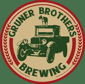 Gruner Brothers Brewing Logo