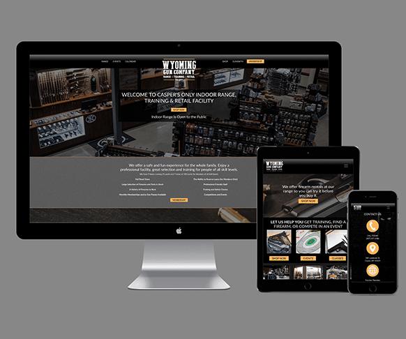 Wyoming Gun Company Website