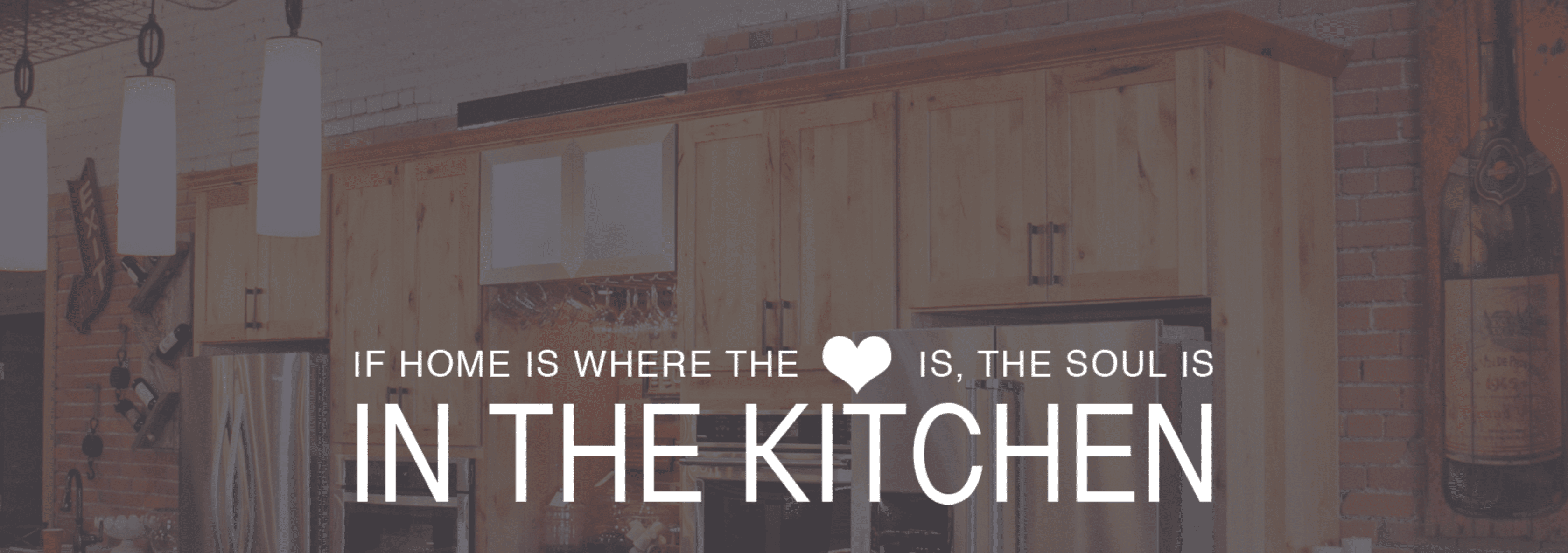 Header Graphic: The Soul Is In The Kitchen