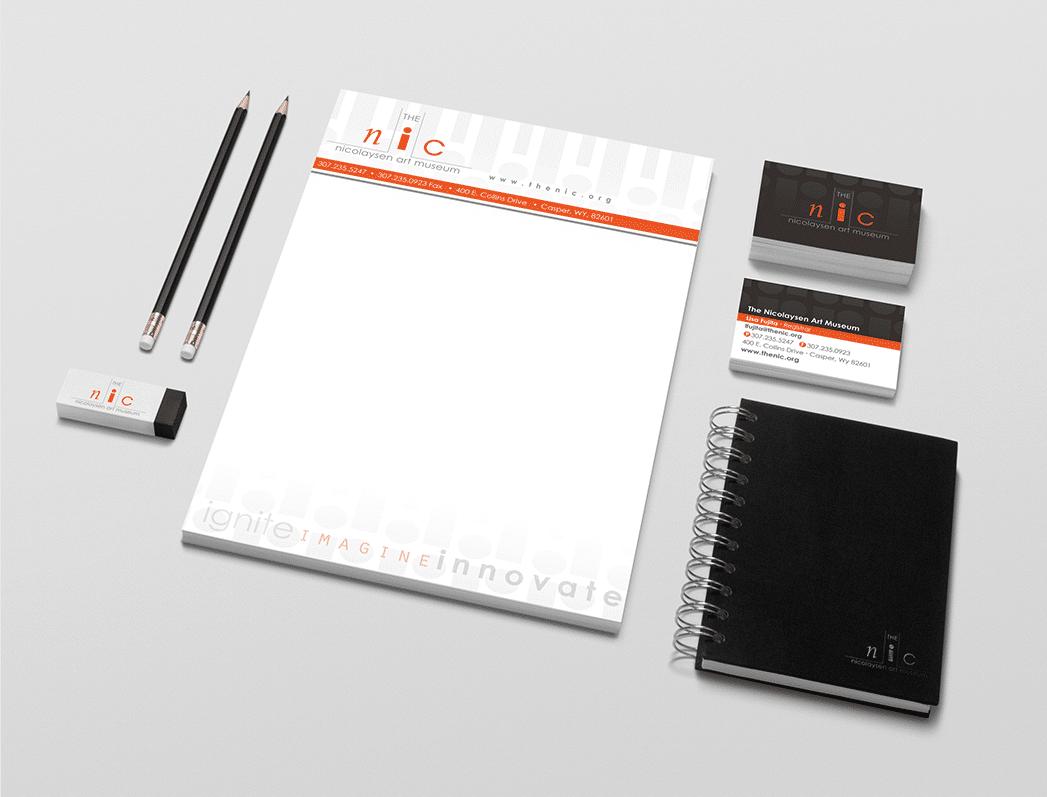 NIC Marketing Materials